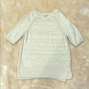 Gap short sleeve sweater